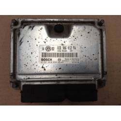 Calculator motor (Unitate de comanda motor) Volkswagen Golf IV 038906012FA