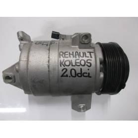 Compresor aer conditionat Renault Koleus 08