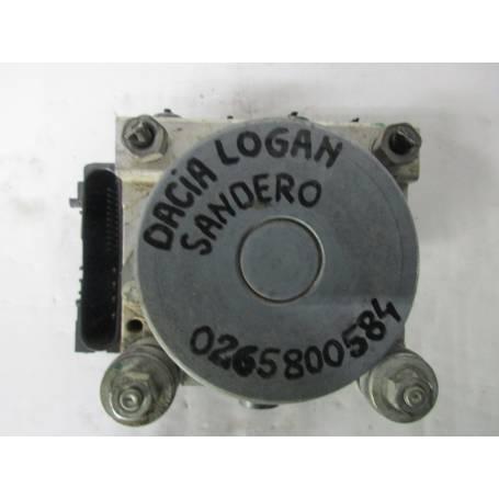 Unitate ABS completa Dacia Sandero 09-13