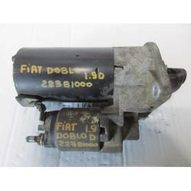 ELECTROMOTOR FIAT DOBLO 1.9D 223B1000 COD- 0001108234....250LEI