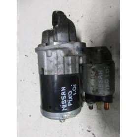 ELECTROMOTOR NISSAN PIXO 1.0I COD- 31100M68K1.....350LEI