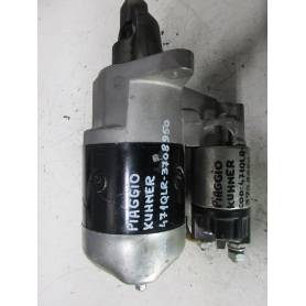 ELECTROMOTOR PIAGGIO KUHNER COD- 471QLR-3708950....400LEI