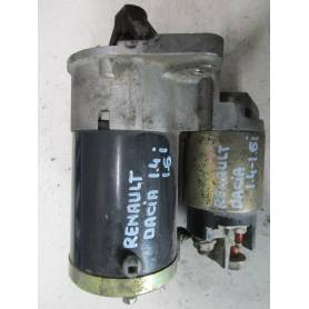 ELECTROMOTOR RENAULT, DACIA 1.4I-1.6I COD-8200240487....250lei