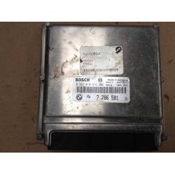 Calculator motor (Unitate de comanda motor) BMW Seria 5 (E39) , 7786581